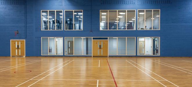 Walthamstow Sports Hall